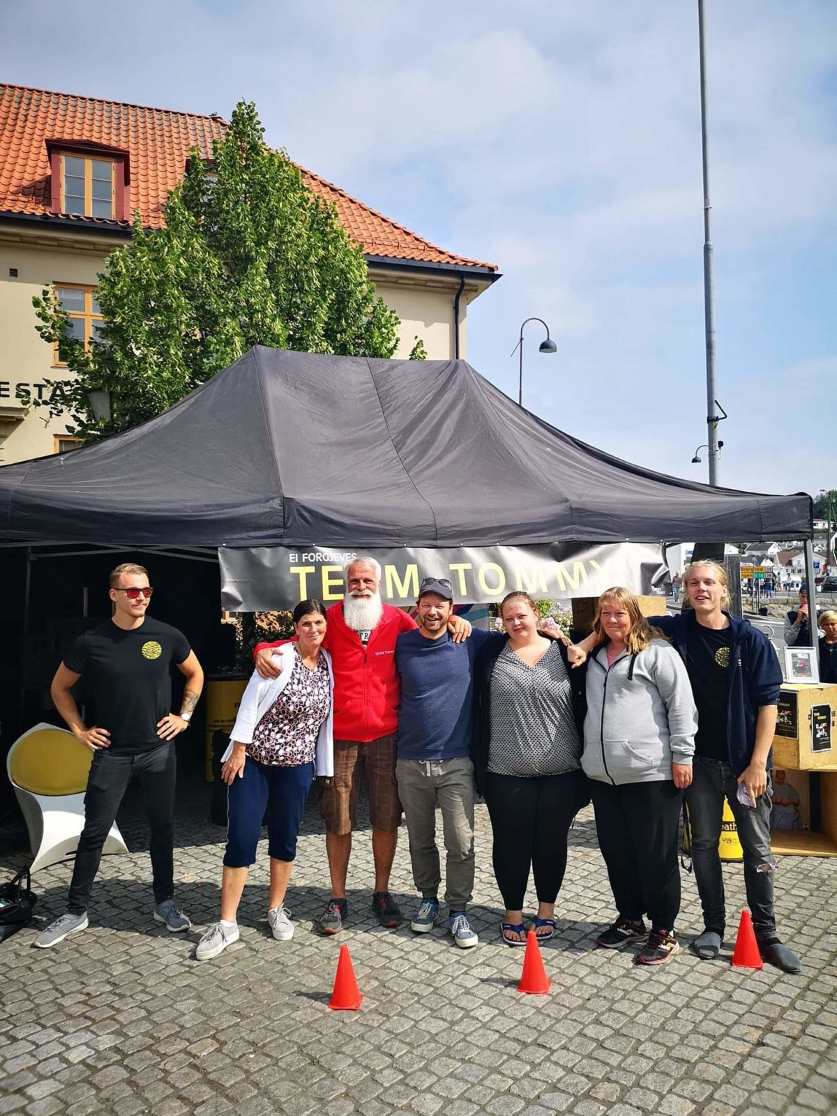 Kragerø – Team Tommy